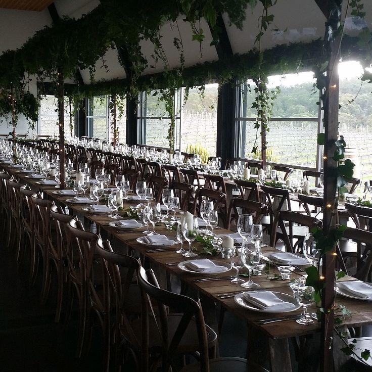 Romantic Reception at Hunters Quarter