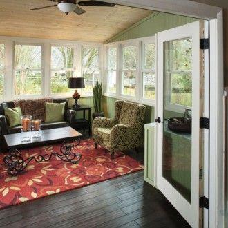 cozy sunrooms | Cozy Sunroom Design Examples to Inspire You - sunroom cost, sunroom ...