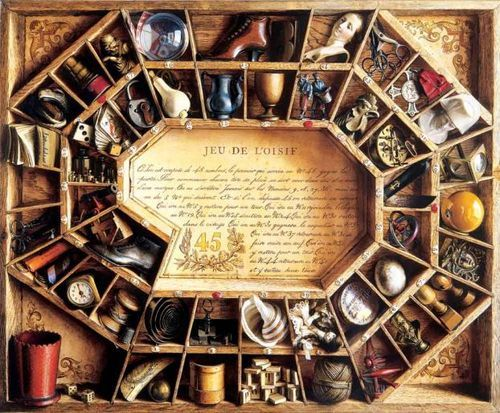 Jeu de l'oisif by Jacques Poirier