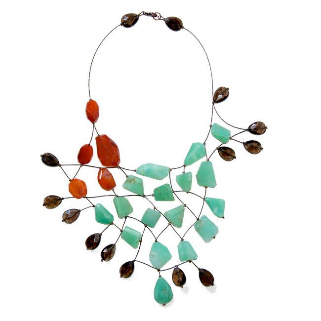 Necklace by Lora Nikolova