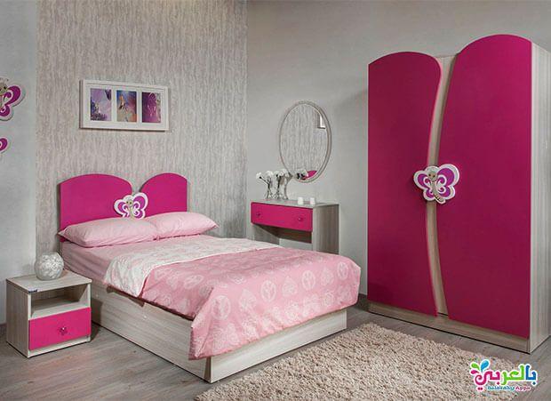 ديكورات غرف نوم بنات بسيطة تصاميم مودرن 2020 بالعربي نتعلم Kids Room Design Small Room Bedroom Bedroom Tv Wall