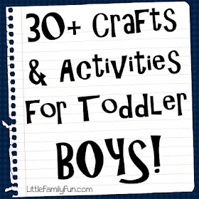 Crafts for boys this is an amazing collection of simple activities to