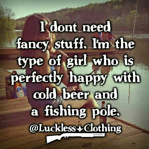 Best 25 girls fishing quotes ideas on pinterest fishing for Country girl fishing