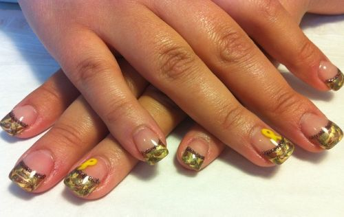 MILITARYNails Art, Support Our Troop, Deployment Nails, Army Soldiers, Nails Ideas, Military Ideas, Military Life, Troop Nails, Military Nails