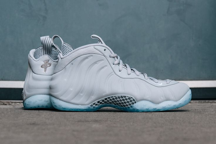 reputable site 16149 79f4f ... sky blue gold  nike air foamposite one prm wolf grey tags sneakers . ...
