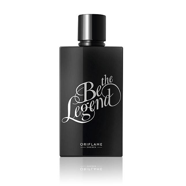 Eau de Toilette Be the Legend Aroma a dulce y fresca manzana y el inconfundible aroma de los granos de tonka. 75  ml.Código:30468   #oriflame