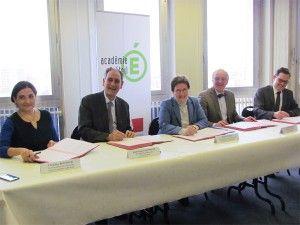 Orientation : l'académie de Créteil renforce les liens lycées-universités (France)