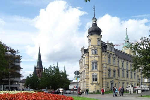 Oldenburg, Germany -- hope to see you again!