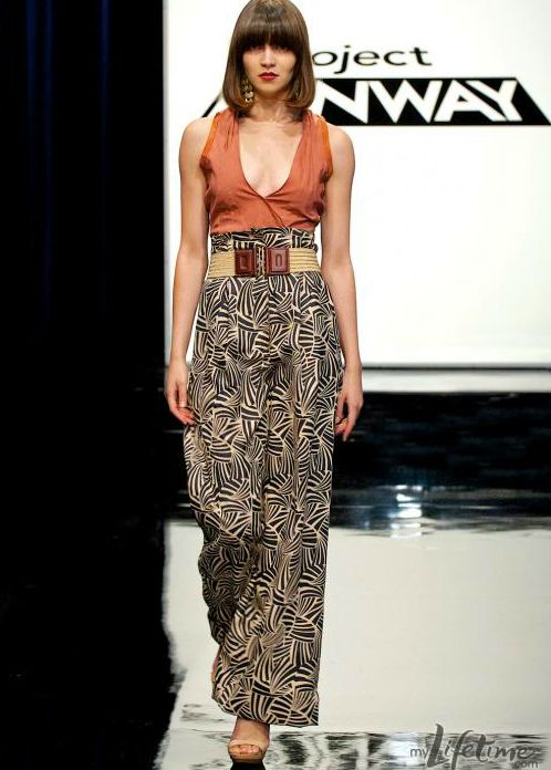 Sveta Glebova/PROJECT RUNWAY US season 9 winner!
