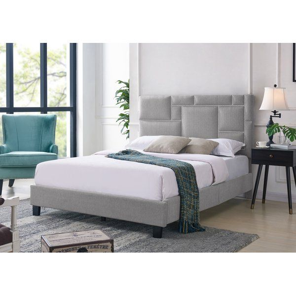 Red Hook Queen Upholstered Panel Bed Upholstered Bed Frame