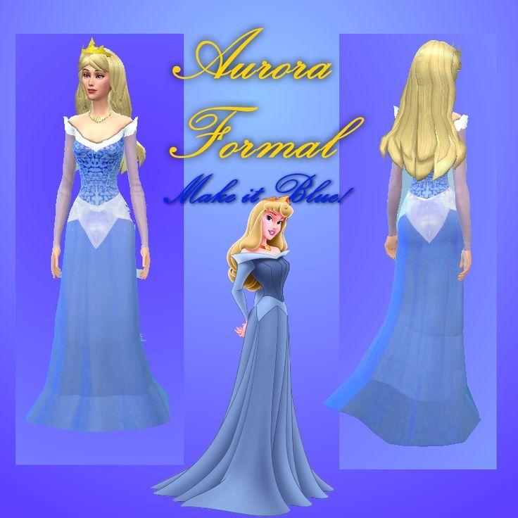 long dress sims 4 on xbox