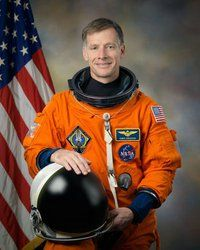Astronaut Chris Ferguson invited to speak at SpaceUp Houston!