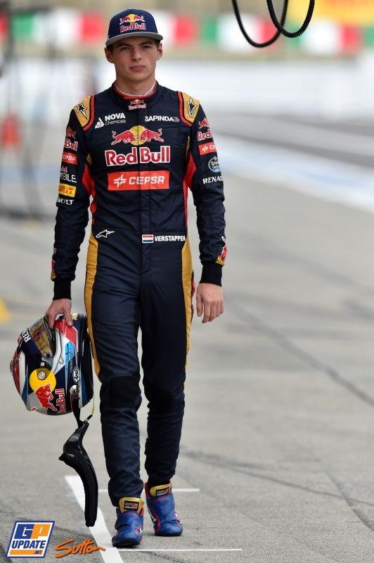 Max Verstappen, Scuderia Toro Rosso, Formule 1 Grand Prix van Japan 2015, Formule 1