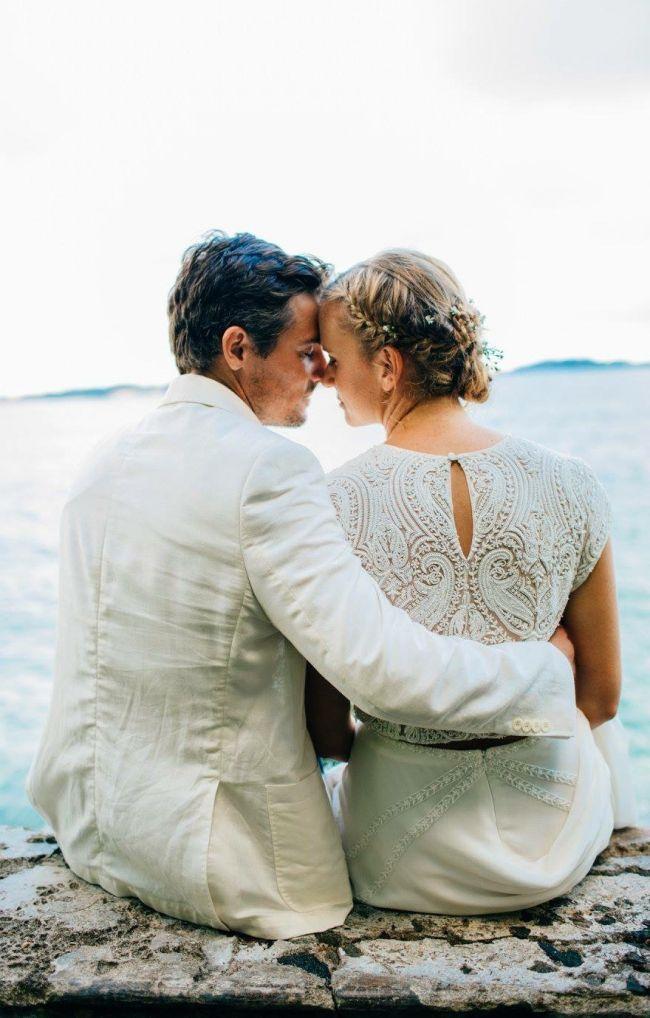 Bo & Luca Isra  Wedding Dress on Sale 37% Off
