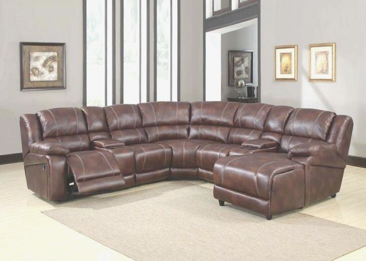 Acme Zanthe Brown Polished Home Theatre Sectional 50300 Kit For