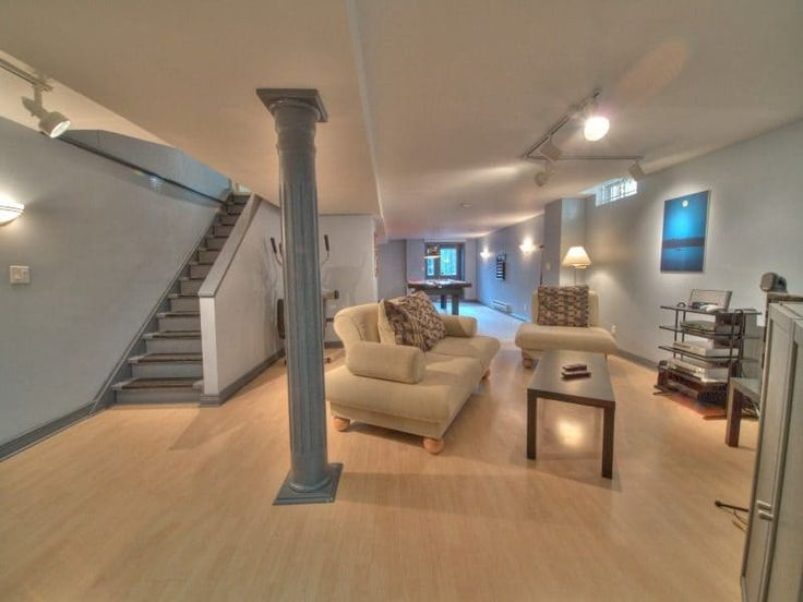 Why Does My Finished Basement Smell Musty? | Basement ...