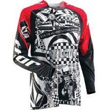 Thor Motocross Core Volcom Jersey - http://downhill.cybermarket24.com/thor-motocross-core-volcom-jersey-2012-smallredwhiteblack/