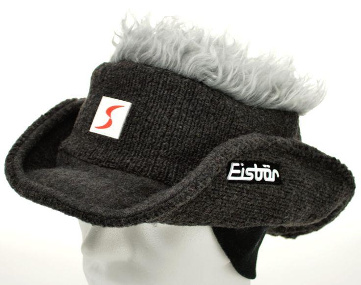 Eisbär Mütze Cowboyhut Henry Hat.  Jetzt bestellen auf www.eisbaerhut.de/henry-hat-eisbaer-cowboyhut/