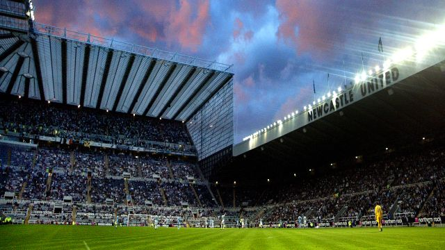 Newcastle United F.C. - St James' Park