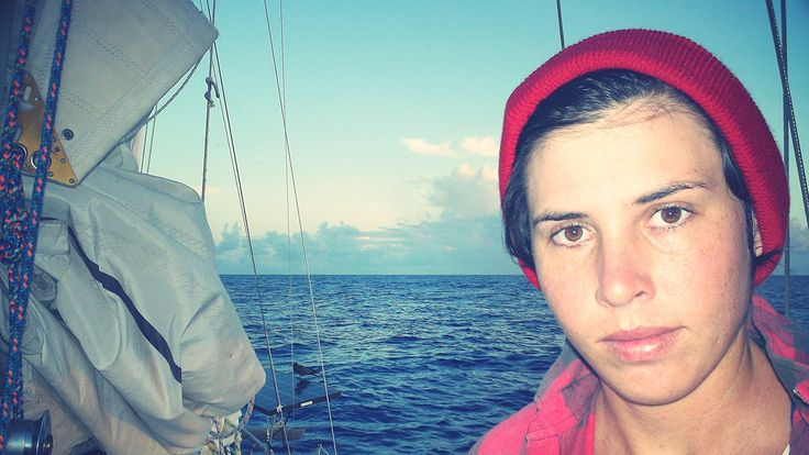 Meet The 29-Year-Old Woman Sailing Around The World Solo