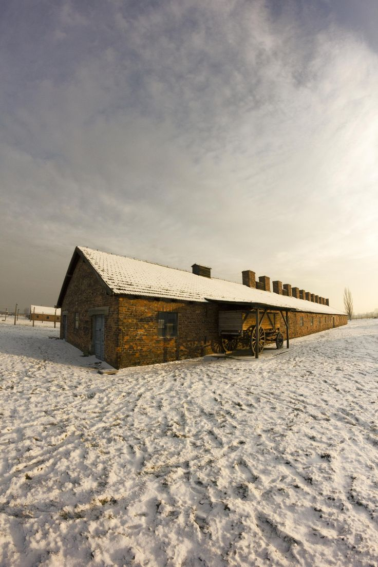 Kitchen building of the BIb sector of the Birkenau camp |  juancarlosjcrodriguezb on 500px