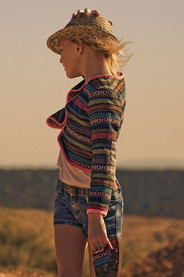 IKKS Children's Clothing | Girls' Summer Collection | Kids' Fashion