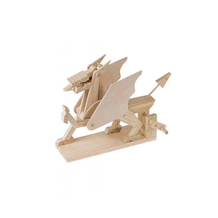 Timberkits Dragon Kit