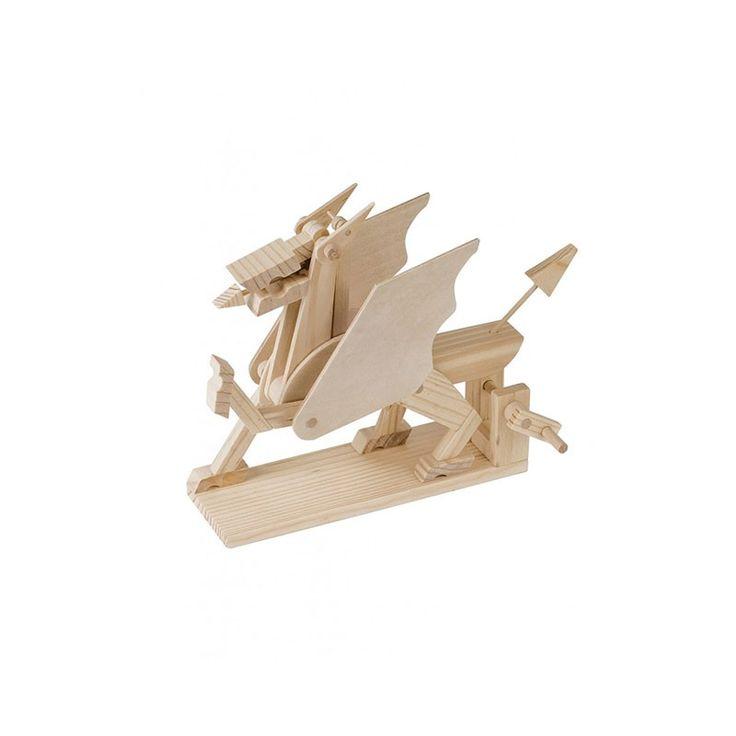 Timberkits Dragon Kit