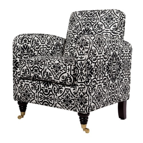 Black and white chair - $289