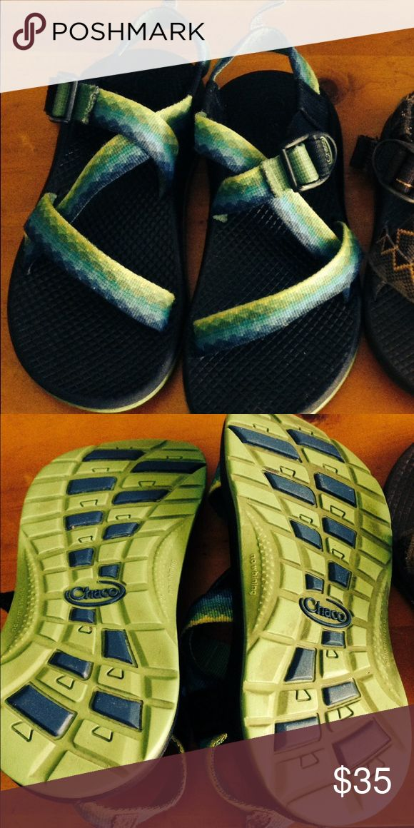 Kids chacos Boys chacos great condition Chacos Shoes Sandals