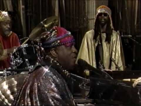 ▶ Sun Ra Arkestra - Face the Music / Space is the Place - YouTube