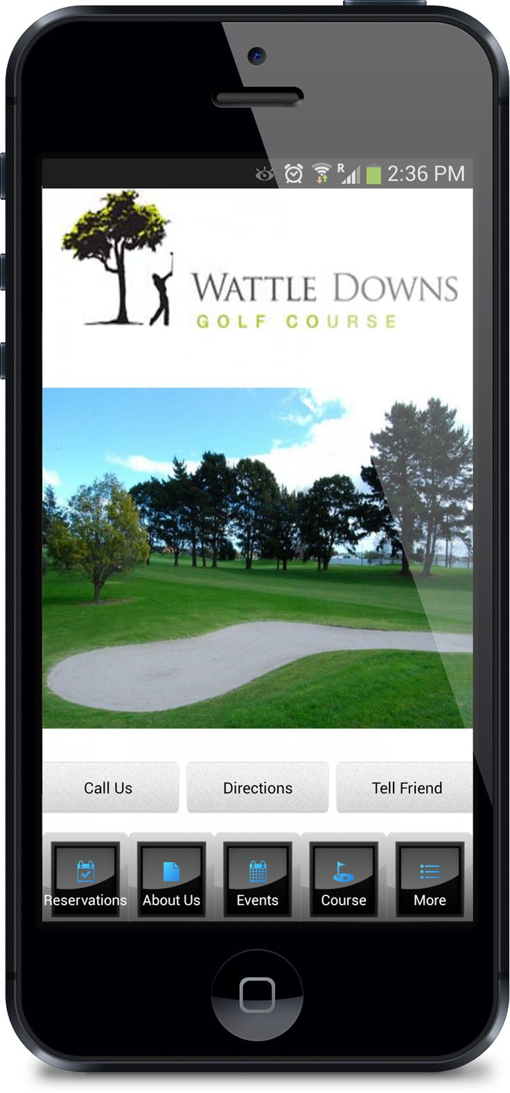 Golf Club Mobile Apps - Connect with players and spread messages and info with ease. http://www.mobileappfx.co.nz