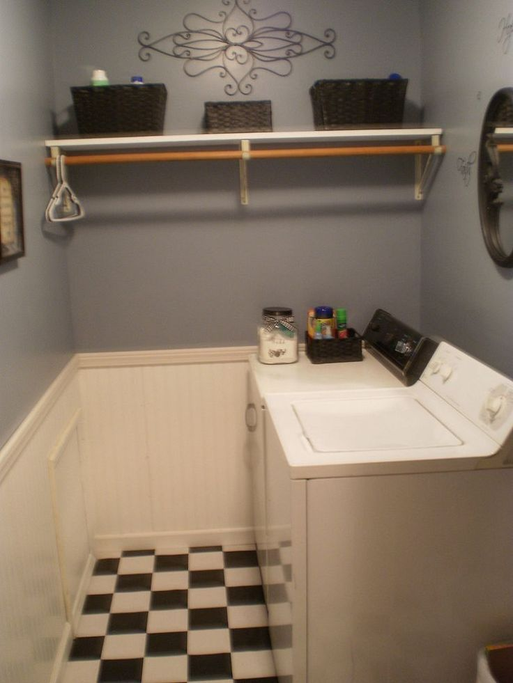My 186 Laundry Room Makeover