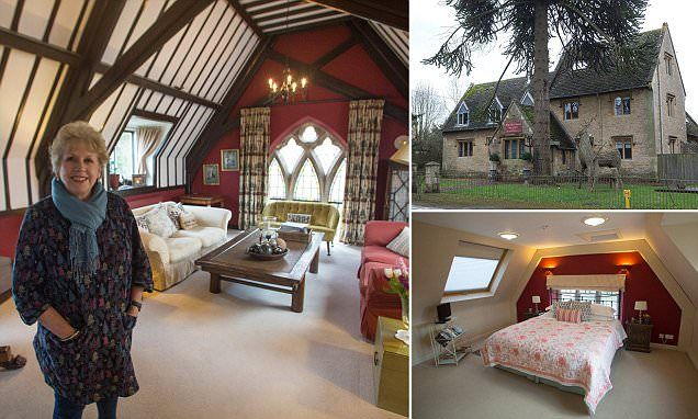 Europe's best B&B? An ex-school in the Cotswolds