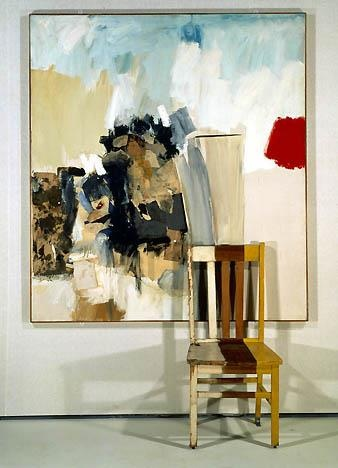 Robert Rauschenberg - Pilgrim - 1960