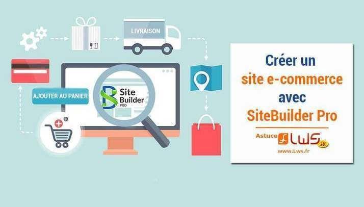SiteBuilderPro Créer un website web simplement avec le meilleur créateur de website Net !