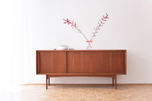 #Sideboard #Teak von Bernhard #Pedersen #Danish #Design 60er