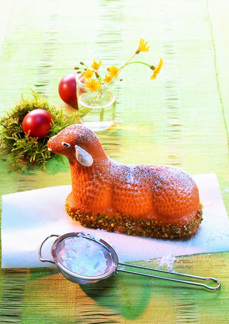 #Forma do pieczenia #Baranek 0,7L - #decosalon #design #dizajn #kaiser #baking #wielkanoc #easter #kitchenaccessories #kitchen #accessories #form #kuchnia #akcesoria #wiosna #spring #lamb www.decosalon.pl