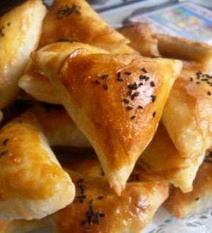 Mercimekli Muska Böreği Tarifi - Resimli Kolay Yemek Tarifleri