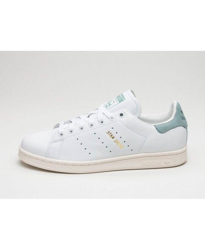 sports shoes 04a0e 62551 Adidas Stan Smith Popular Zapatillas Vapour Acero Blancas ...