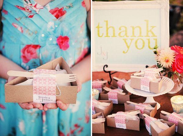 Оригинальные подарки на свадьбу гостям #wedding #thank you #gifts