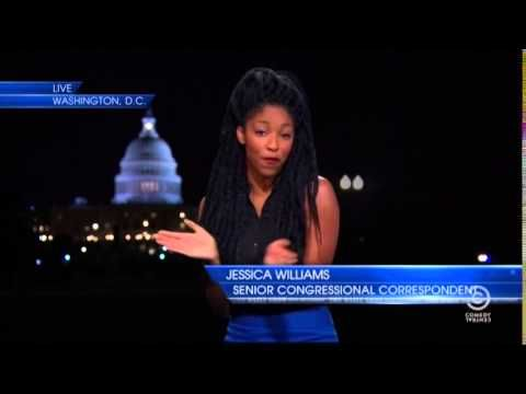 The Daily Show with Jon Stewart - Jessica Williams on Sexism and Catcalling - September 2 2014 - YouTube