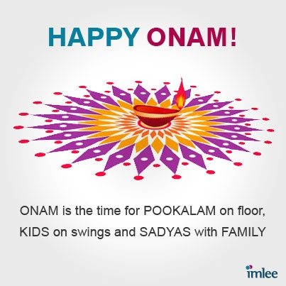 Happy #Onam