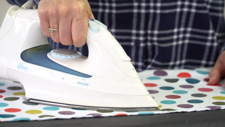 Clean your iron inside and out. Remove the mineral deposits from inside your iron and stop your iron sticking by cleaning the soleplate.