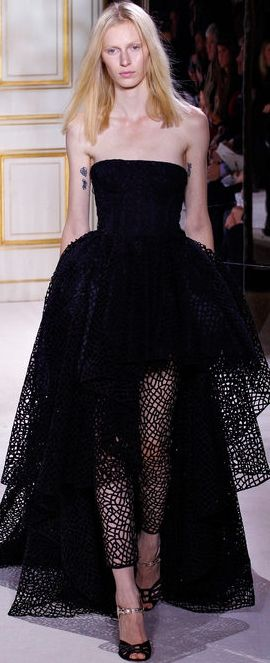 Giambattista Valli haute couture, spring 2013