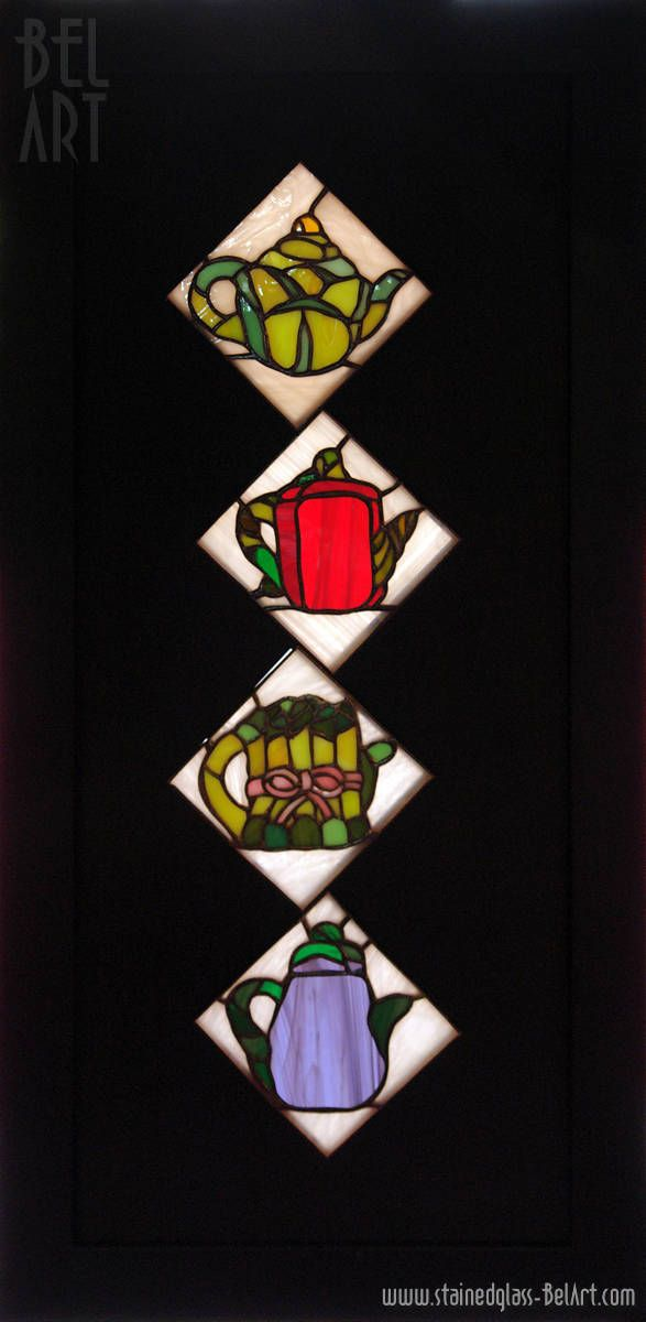 194 Best Images About Food Amp Drinks Stained Glass On