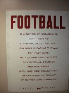 Image result for High School Football Quotes
