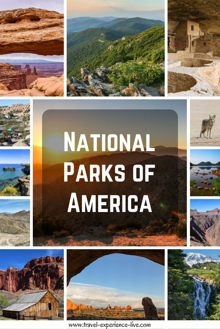 U s national parks page featuring information on the national parks of america from grand