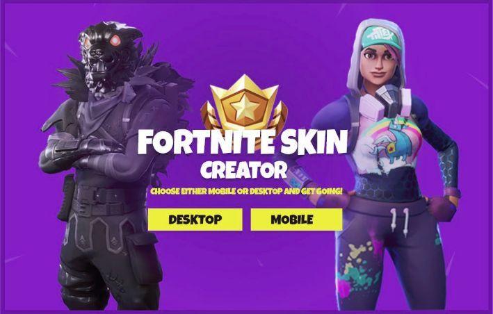 Battle Royale Skin Creators Fortnite Skin Creator