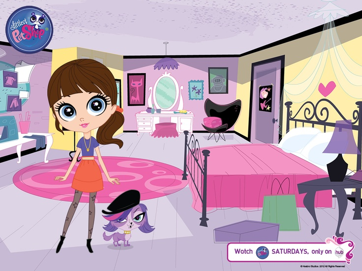 33 best littlest pet shop toys images on pinterest littlest pet blythes room is so pretty find this pin and more on littlest pet shop voltagebd Choice Image